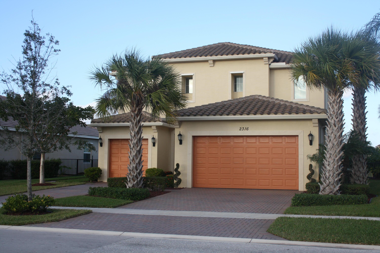 2316 Bellarosa Circle Royal Palm Beach, FL 33411