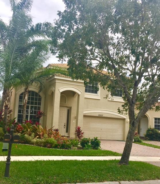 2507 Sawyer Terrace Wellington, FL 33414