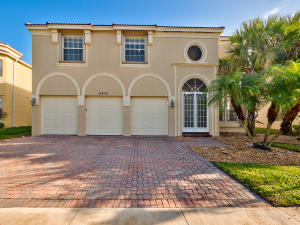 Single Family Home for Sale at 11478 SW Fieldstone Way Port St. Lucie, Florida 34987 United States