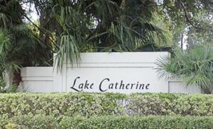 Lake Catherine - Bedford