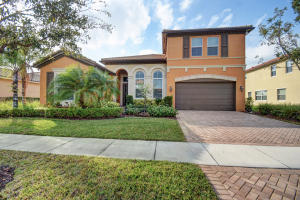 Casa Unifamiliar por un Venta en 2539 Vicara Court Royal Palm Beach, Florida 33411 Estados Unidos
