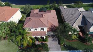 Single Family Home for Sale at 2372 Bellarosa Circle Royal Palm Beach, Florida 33411 United States