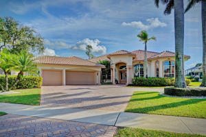 Single Family Home for Sale at 8128 Desmond Drive Boynton Beach, Florida 33472 United States