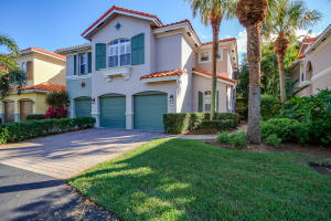 Townhouse for Sale at 171 Las Brisas Circle Hypoluxo, Florida 33462 United States