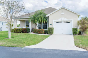 Kings Isle St Lucie West  Plat No 36