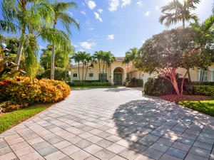 Single Family Home for Sale at 7836 Fairway Lane 7836 Fairway Lane West Palm Beach, Florida 33412 United States