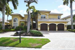 Single Family Home for Sale at 19576 Saturnia Lakes Drive 19576 Saturnia Lakes Drive Boca Raton, Florida 33498 United States
