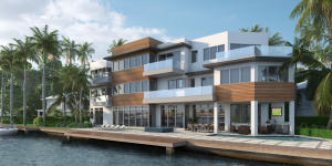واحد منزل الأسرة للـ Sale في 4205 Intracoastal Drive Highland Beach, Florida 33487 United States