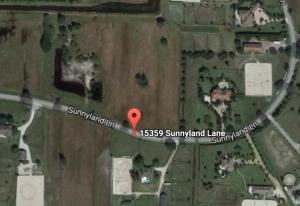 Terrain pour l Vente à 15359 Sunnyland Lane 15359 Sunnyland Lane Wellington, Florida 33414 États-Unis