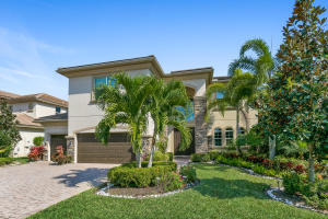 Casa Unifamiliar por un Venta en 724 Edgebrook Lane Royal Palm Beach, Florida 33411 Estados Unidos