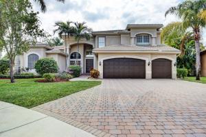 Casa Unifamiliar por un Venta en 9510 New Waterford Cove 9510 New Waterford Cove Delray Beach, Florida 33446 Estados Unidos
