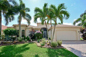 Single Family Home for Sale at 8699 Tierra Lago Cove Lake Worth, Florida 33467 United States