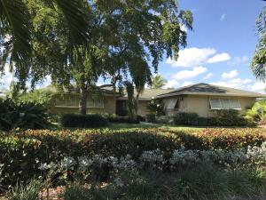 Single Family Home for Sale at 135 Country Club Drive Tequesta, Florida 33469 United States