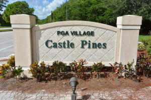 Condominium for Rent at Castle pines pga, 8033 Carnoustie Place St. Lucie West, Florida 34986 United States