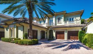 独户住宅 为 销售 在 4026 S Ocean Boulevard 高地海滩, 佛罗里达州 33487 美国