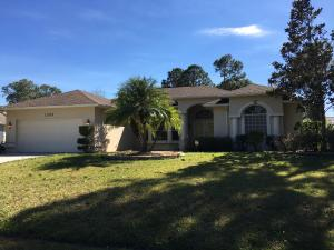 House for Rent at 1352 SW Tadlock Avenue 1352 SW Tadlock Avenue Port St. Lucie, Florida 34953 United States