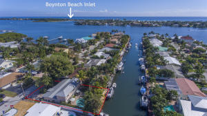 Property for sale at 718 Ocean Inlet Drive, Boynton Beach,  FL 33435