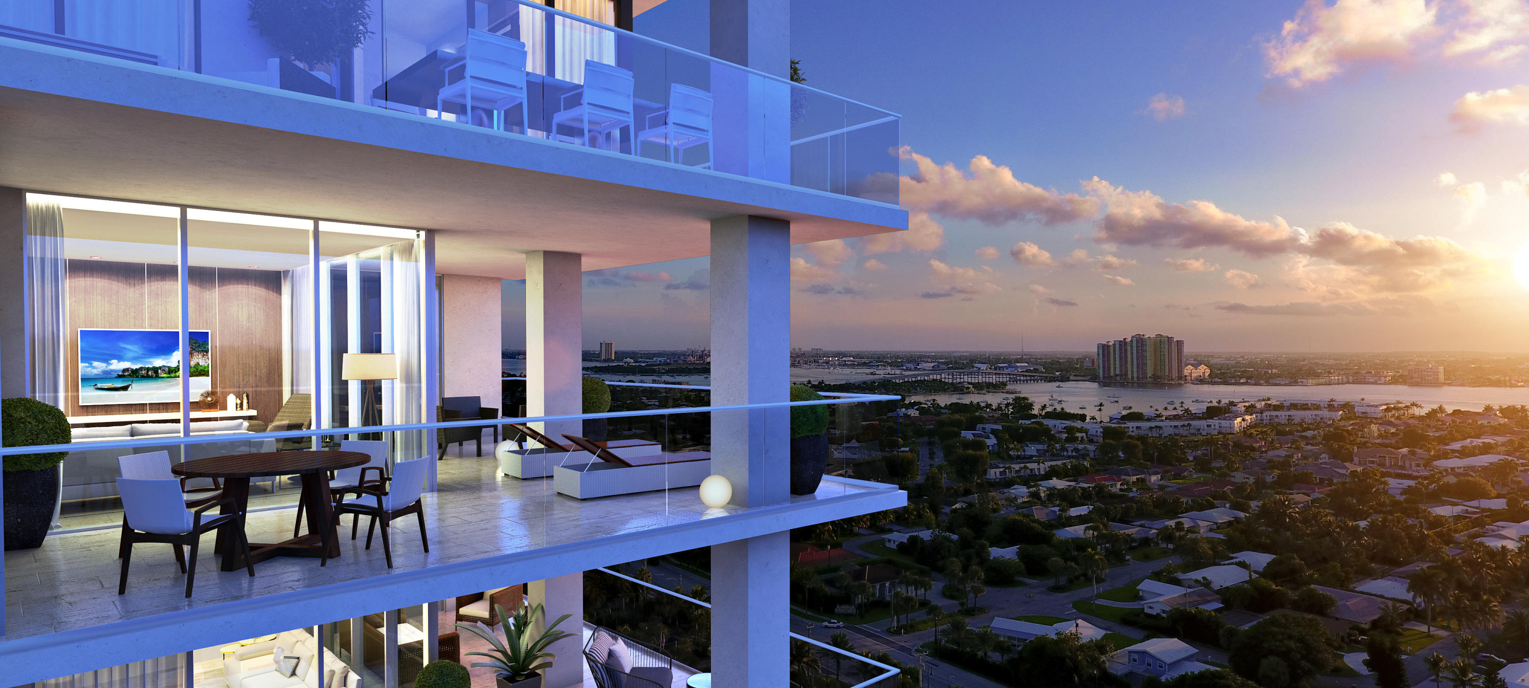 New Home for sale at 3730 Ocean Drive in Singer Island
