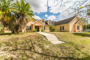 Casa para uma família para Venda às 1472 E Road 1472 E Road Loxahatchee Groves, Florida 33470 Estados Unidos