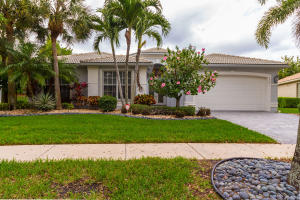 Single Family Home for Sale at 7761 Royale River Lane Lake Worth, Florida 33467 United States