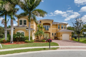 Maison unifamiliale pour l Vente à 8625 Daystar Ridge Point 8625 Daystar Ridge Point Boynton Beach, Florida 33473 États-Unis