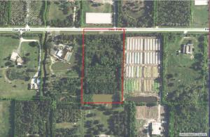 Land for Sale at 16428 Deer Path Lane Loxahatchee, Florida 33470 United States