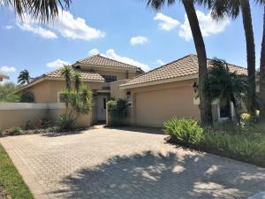 Einfamilienhaus für Mieten beim 17448 Via Capri 17448 Via Capri Boca Raton, Florida 33496 Vereinigte Staaten