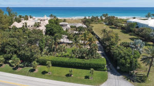 Single Family Home for Sale at 701 S Ocean Boulevard Delray Beach, Florida 33483 United States
