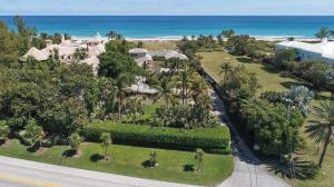 Casa para uma família para Venda às 701 S Ocean Boulevard Delray Beach, Florida 33483 Estados Unidos
