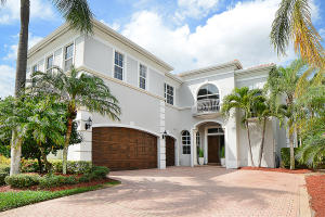 Single Family Home for Sale at 6371 Via Venetia Delray Beach, Florida 33484 United States