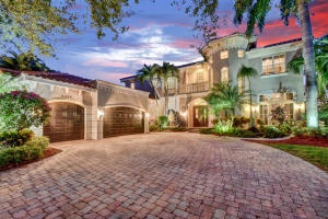 Single Family Home for Sale at 6094 Via Crystalle Delray Beach, Florida 33484 United States
