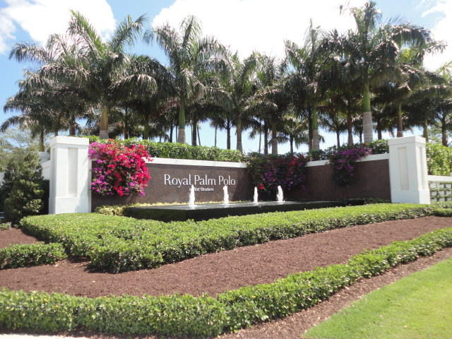 ROYAL PALM POLO HOMES
