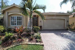 واحد منزل الأسرة للـ Sale في 7442 Ringwood Terrace Boynton Beach, Florida 33437 United States