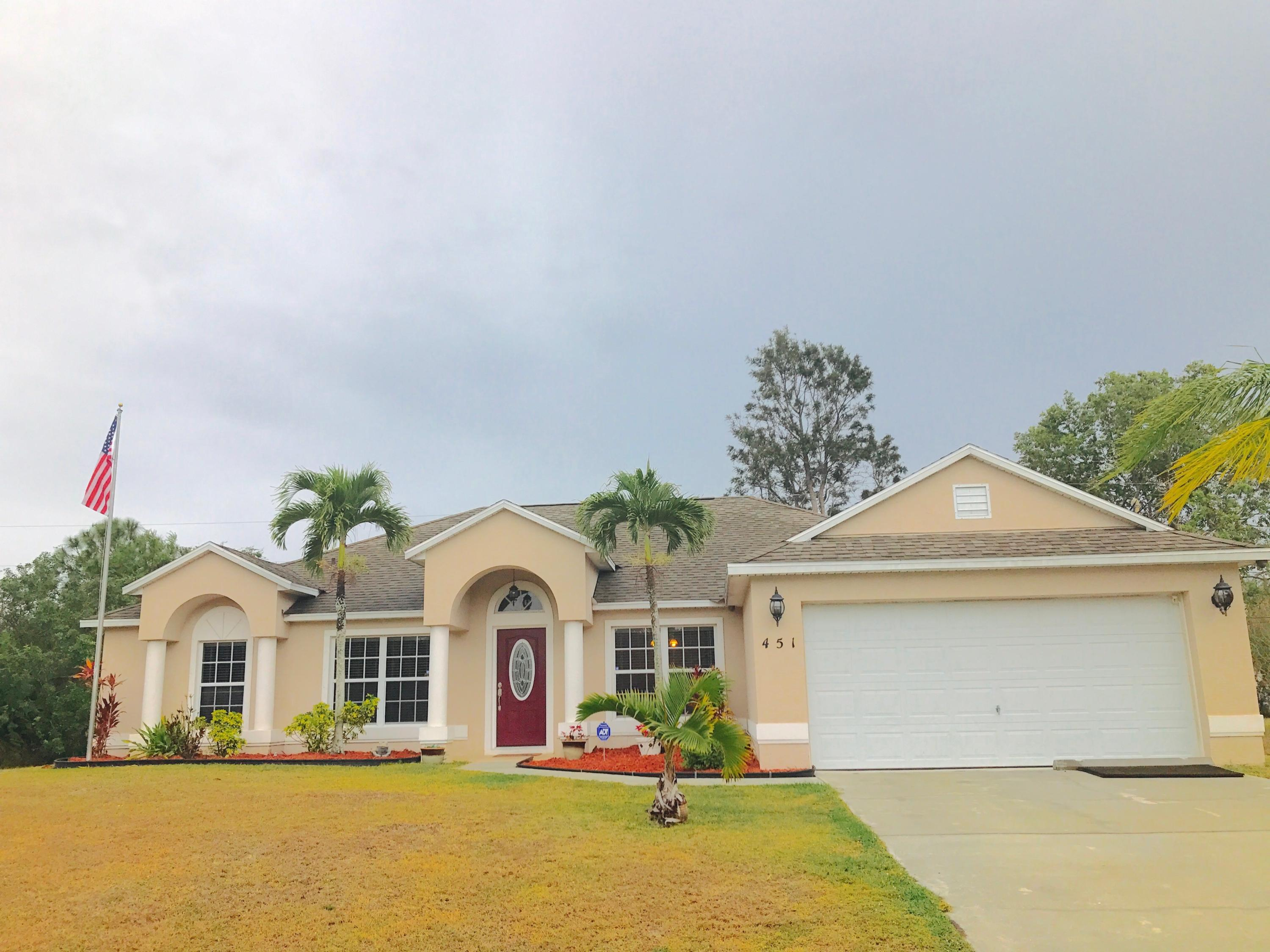 451 Kabot Port Saint Lucie 34953