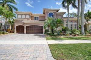 Single Family Home for Sale at 16380 Via Venetia 16380 Via Venetia Delray Beach, Florida 33484 United States