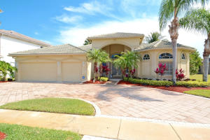 Single Family Home for Sale at 2916 Fontana Lane Royal Palm Beach, Florida 33411 United States