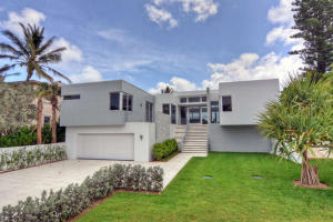 Single Family Home for Sale at 2 Ocean Drive Jupiter Inlet Colony, Florida 33469 United States