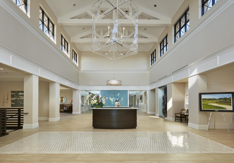 The Atrium Lobby