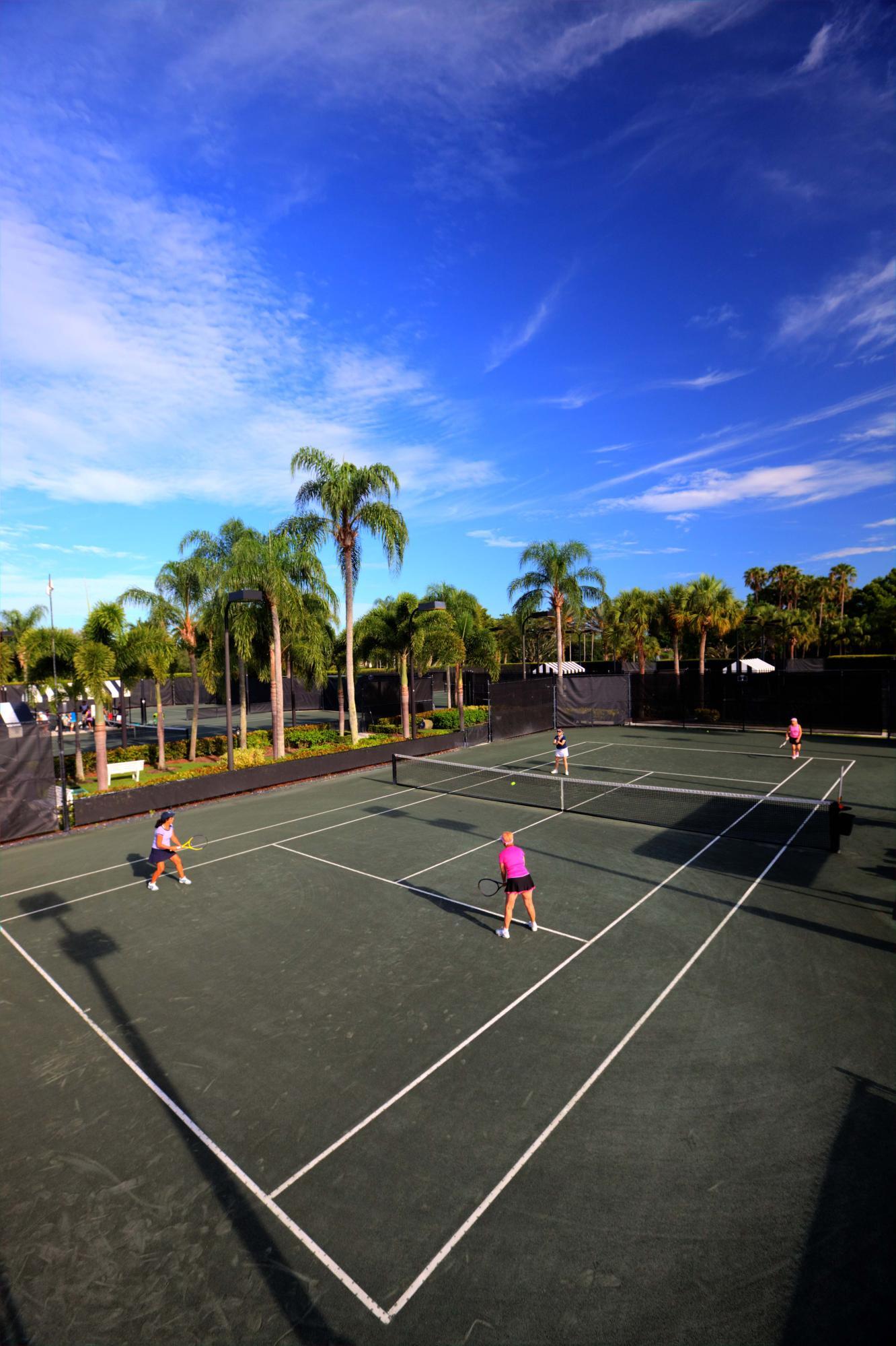 Tennis ladies
