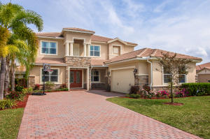 Single Family Home for Sale at 8947 Cypress Grove Lane Royal Palm Beach, Florida 33411 United States