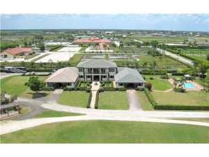 Maison unifamiliale pour l Vente à PALM BEACH POINT EAST, 14710 Palm Beach Point Boulevard Wellington, Florida 33414 États-Unis