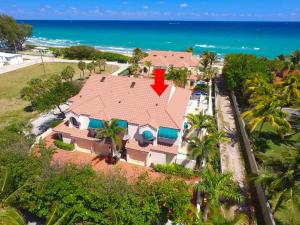 Townhouse for Sale at 11545 Old Ocean Boulevard 11545 Old Ocean Boulevard Boynton Beach, Florida 33435 United States