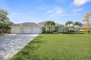 Single Family Home for Sale at 2198 SW Mainsail Terrace Stuart, Florida 34997 United States