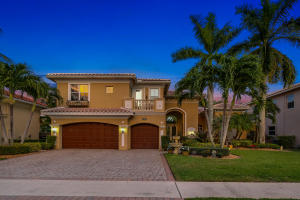 Single Family Home for Sale at 16360 Via Venetia 16360 Via Venetia Delray Beach, Florida 33484 United States