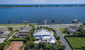 Einfamilienhaus für Verkauf beim 5615 S Flagler Drive West Palm Beach, Florida 33405 Vereinigte Staaten