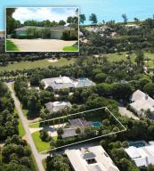 Single Family Home for Sale at 104 S South Trail Hobe Sound, Florida 33455 United States