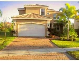 Maison unifamiliale pour l Vente à 8033 Emerald Winds Circle 8033 Emerald Winds Circle Boynton Beach, Florida 33473 États-Unis