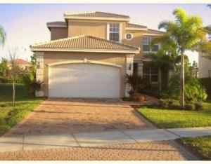 Casa Unifamiliar por un Alquiler en Canyon Springs/ Cypress Springs, 8033 Emerald Winds Circle 8033 Emerald Winds Circle Boynton Beach, Florida 33473 Estados Unidos