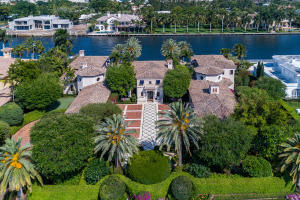 Single Family Home for Sale at 1900 Royal Palm Way 1900 Royal Palm Way Boca Raton, Florida 33432 United States