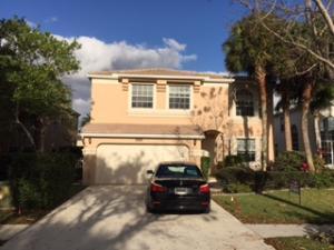 Casa Unifamiliar por un Alquiler en Madison Green, 2089 Reston Circle Royal Palm Beach, Florida 33411 Estados Unidos